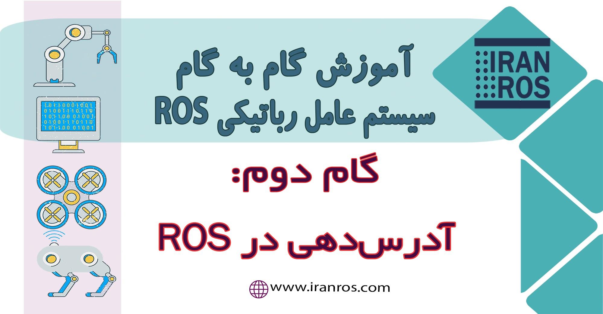 مفاهیم مربوط به آدرس دهی Filesystem در ROS